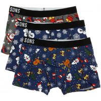 Ondergoed Heren Boxershorts Only & Sons   Multicolour