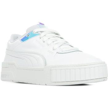 Schoenen Dames Lage sneakers Puma Cali Sport Glow Wit