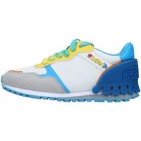 Schoenen Meisjes Lage sneakers Liu Jo 4B1001EX119 WHITE