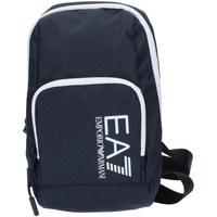 Tassen Schoudertassen met riem Emporio Armani EA7 275970 BLUE