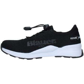 Schoenen Jongens Lage sneakers Blauer S1ANDY01/KNI BLACK