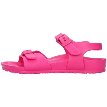 Schoenen Meisjes Sandalen / Open schoenen Birkenstock 1015463 FUCHSIA