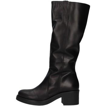 Schoenen Dames Lieslaarzen Unica 10187 BLACK