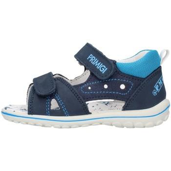 Schoenen Jongens Sandalen / Open schoenen Primigi 5365300 LIGHT BLUE