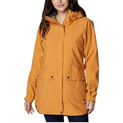 Textiel Dames Parka jassen Columbia Here And There Trench Jacket Jaune