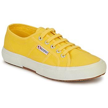 Schoenen Dames Lage sneakers Superga 2750 CLASSIC Geel