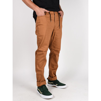 Textiel Heren Jeans Element E02 Color Pant Bronco Brown