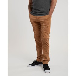 Textiel Heren Chino's Element Howland Classic Chino Bronco Brown