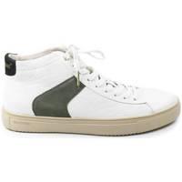 Schoenen Heren Hoge sneakers Blackstone HEREN hoge sneaker   VG08 wit wit