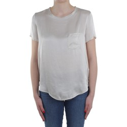 Textiel Dames Tops / Blousjes Manila Grace C335SU Beige