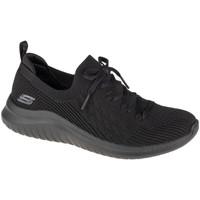 Schoenen Dames Lage sneakers Skechers Ultra Flex 2.0 Flash Illusion Noir