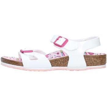 Schoenen Meisjes Sandalen / Open schoenen Birkenstock 1018864 WHITE