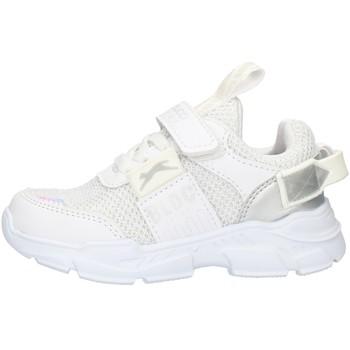 Schoenen Meisjes Lage sneakers Balducci BS2241 White