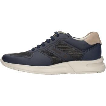 Schoenen Heren Lage sneakers CallagHan 91314 Blue