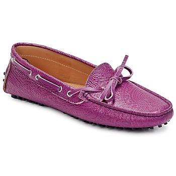 Schoenen Dames Mocassins Etro MOCASSIN 3773 Violet