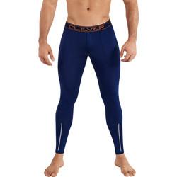 Textiel Heren Leggings Clever Newport  Long johns Blauw