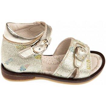 Schoenen Meisjes Sandalen / Open schoenen Stones and Bones 4153 DALF Geel