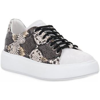 Schoenen Dames Lage sneakers Frau NERO NAPPA Nero