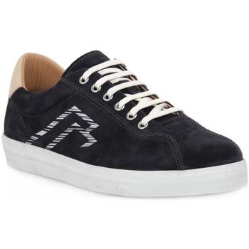 Schoenen Heren Lage sneakers Frau AMALFI BLU LATTE Blu