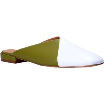 Schoenen Dames Klompen Grace Shoes 866003 Wit