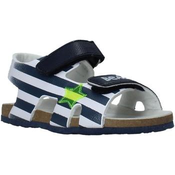 Schoenen Kinderen Sandalen / Open schoenen Chicco 01065374000000 Blauw