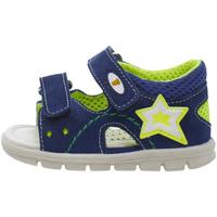 Schoenen Kinderen Sandalen / Open schoenen Falcotto 1500772 02 Blauw