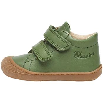 Schoenen Kinderen Laarzen Naturino 2012904 01 Groen