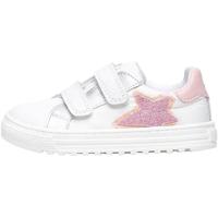 Schoenen Kinderen Sneakers Naturino 2015163 01 Wit