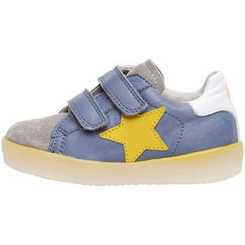 Schoenen Kinderen Sneakers Naturino 2014773 01 Grijs