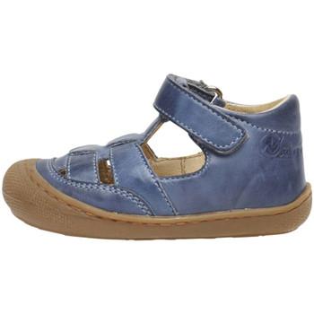Schoenen Kinderen Sandalen / Open schoenen Naturino 2013292 01 Blauw