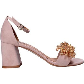 Schoenen Dames Sandalen / Open schoenen Grace Shoes 380017 Roze