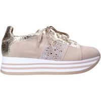 Schoenen Dames Lage sneakers Grace Shoes MAR010 Beige