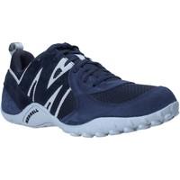 Schoenen Heren Lage sneakers Merrell J598439 Blauw
