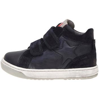 Schoenen Kinderen Hoge sneakers Naturino 2013057 01 Blauw