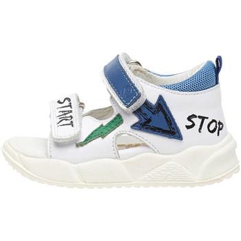 Schoenen Kinderen Sandalen / Open schoenen Falcotto 1500865 01 Wit