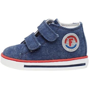 Schoenen Kinderen Sneakers Falcotto 2014604 04 Blauw