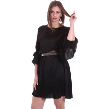 Textiel Dames Jurken Jijil JPI19AB272 Zwart