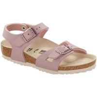 Schoenen Kinderen Sandalen / Open schoenen Birkenstock 1019114 Roze
