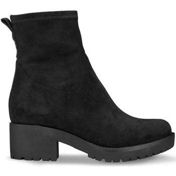 Schoenen Dames Laarzen Docksteps DSE105822 Zwart