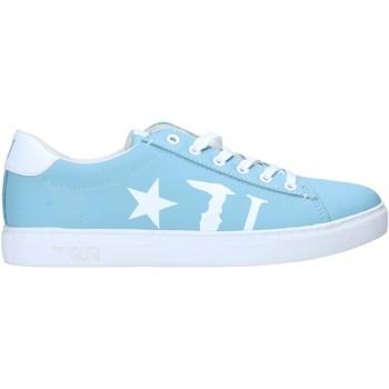 Schoenen Dames Sneakers Trussardi 79A00308 Blauw