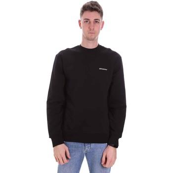 Textiel Heren T-shirts met lange mouwen Dickies DK0A4XCRBLK1 Zwart