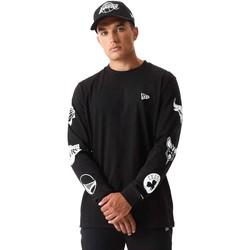 Textiel Heren Sweaters / Sweatshirts New-Era 12553334 Zwart