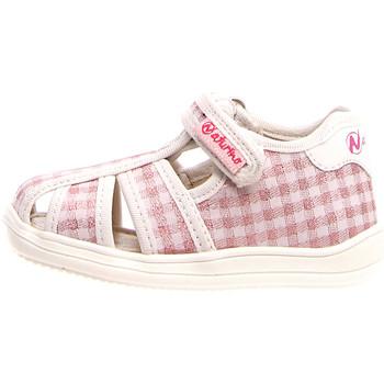 Schoenen Kinderen Sandalen / Open schoenen Naturino 4000664 03 Roze