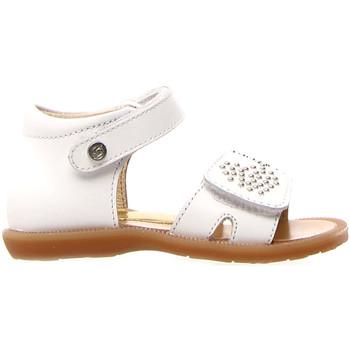 Schoenen Kinderen Sandalen / Open schoenen Naturino 502679 01 Wit