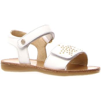 Schoenen Kinderen Sandalen / Open schoenen Naturino 502714 01 Wit