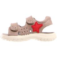 Schoenen Kinderen Sandalen / Open schoenen Naturino 502451 01 Beige