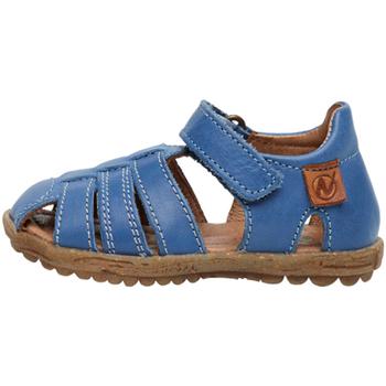 Schoenen Kinderen Sandalen / Open schoenen Naturino 1500724 01 Blauw