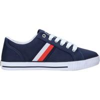 Schoenen Kinderen Sneakers Tommy Hilfiger T3B4-31070-1185X007 Blauw