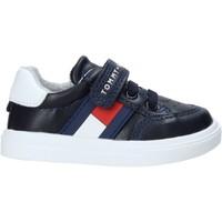 Schoenen Kinderen Sneakers Tommy Hilfiger T1B4-30702-0622Y004 Blauw
