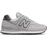 Schoenen Dames Sneakers New Balance NBWL574FM2 Grijs